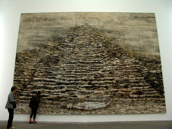 Anselm Kiefer - Osiris and Isis, 1985-87, is a story of death and resurrection - Contemporary sacerd art | CoSA