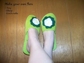 Fun flip flops!