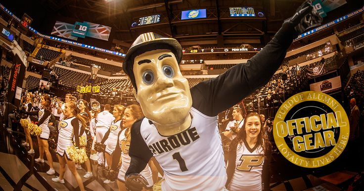 Do you know about the Boilermaker Pride Store? It's a new source for official Purdue Alumni gear. Plus, Purdue Alumni Association members get a 10% discount off their order! #ad