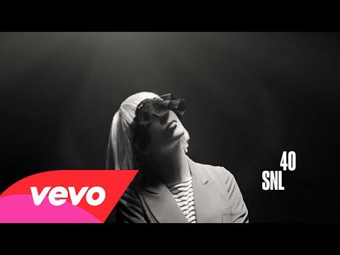 Sia - Chandelier (Live on SNL) - YouTube Totally beautiful interpretation of the song!  One person...the soul...having voice, but sometimes it is never heard, only seen...