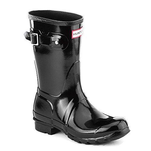 Hunter Women's Original Short Gloss Rain Boots ** You can find out more details at the link of the image. Amazon Affiliate Program's Ads.