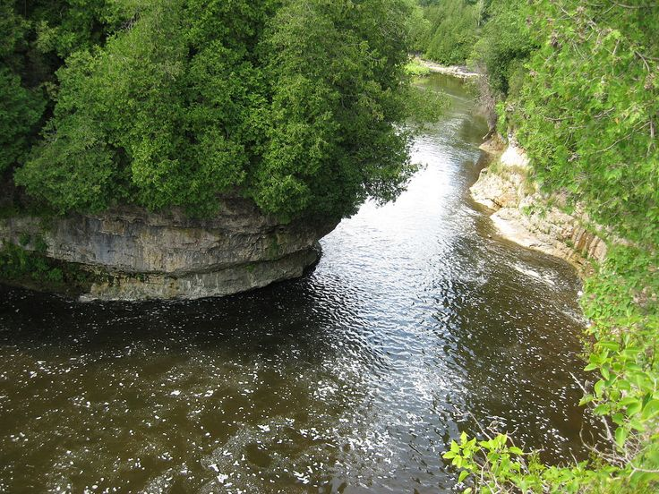 Elora gorge - Elora Gorge - Wikipedia, the free encyclopedia