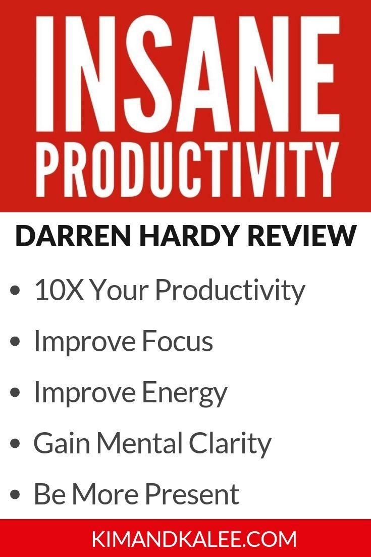 darren hardy insane productivity free download