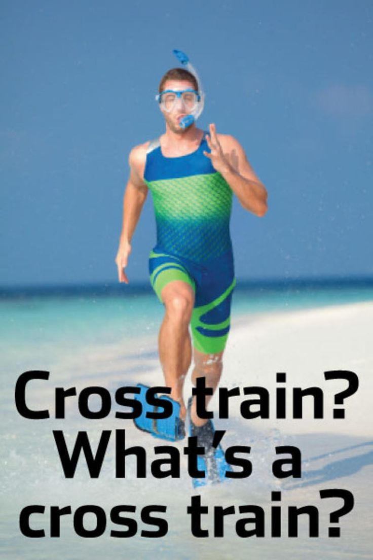 6. What is cross training? http://www.runnersworld.com/fun/25-worst-questions-runners-get-asked/6-what-is-cross-training