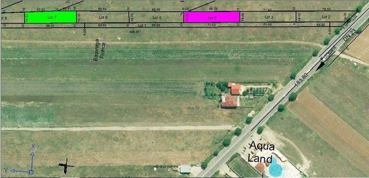 Vânzare teren vis-a-vis de Aqua Land Focșani - Focșani - Terenuri - Afișare anunțuri invrancea.ro
