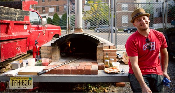 Pizza From Scratch - First, Bricks and a Trailer - NYTimes.com