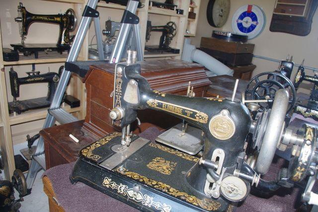 cromwell sewing machine