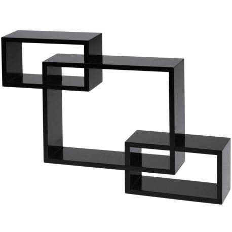 1000 id es propos de etagere cube murale sur pinterest. Black Bedroom Furniture Sets. Home Design Ideas