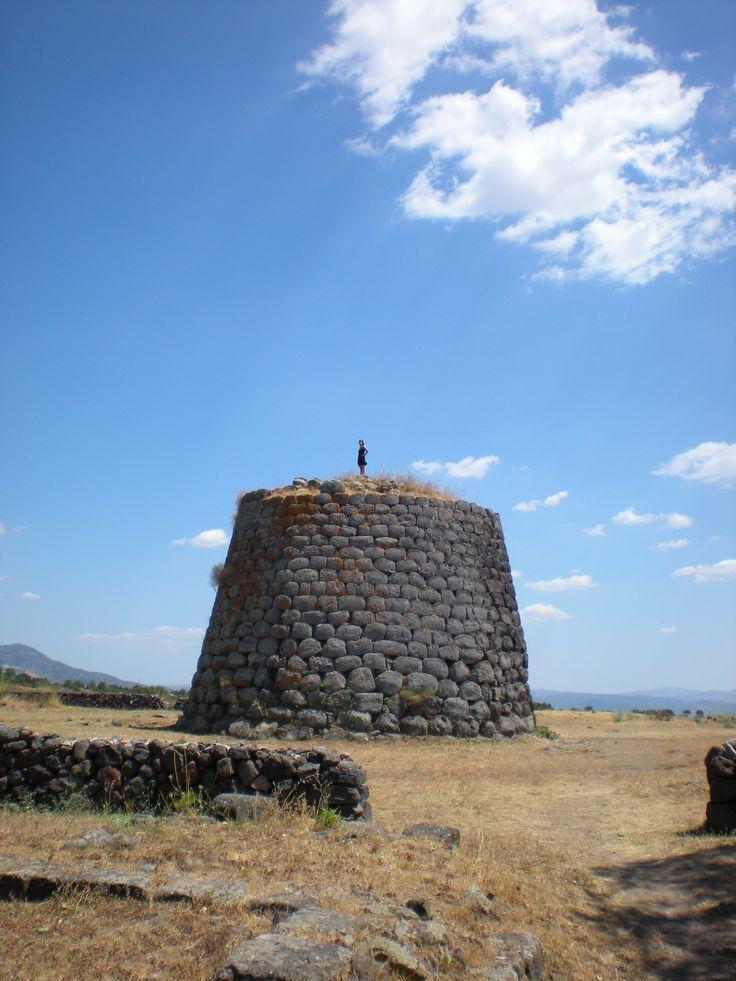 #Nuraghe di Santa Sabina (via La bellezza misteriosa dei nuraghi della #Sardegna)