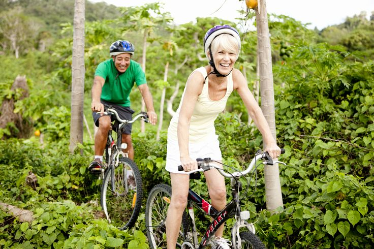 Cycling is a great way to explore Vanuatu
