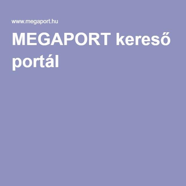 MEGAPORT kereső portál