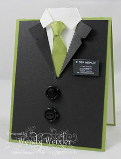 Wickedly Wonderful Creations: Cards for Crayton #2