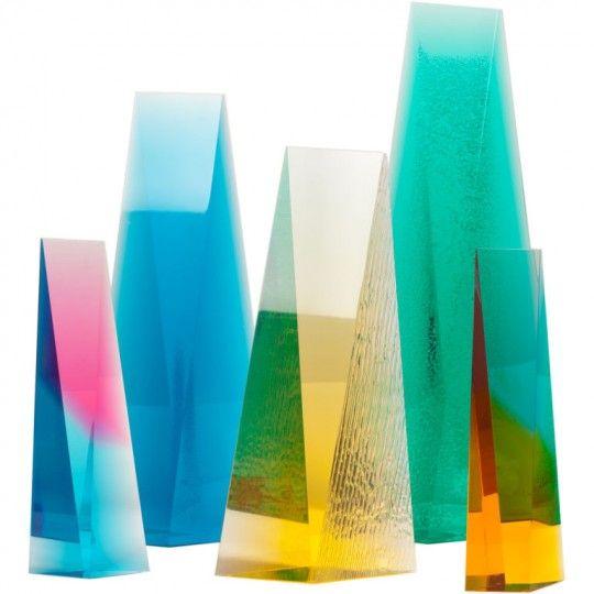 Acrylic sculptures by Norman MercerMercer Acrylics, Cristal Colors, Colors Sounds, Norman Mercer, Artists Norman, African Wildlife, Acrylics Sculpture, Design, African Legendary