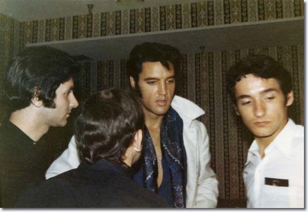 Elvis Presley : Las Vegas : August 12, 1969.