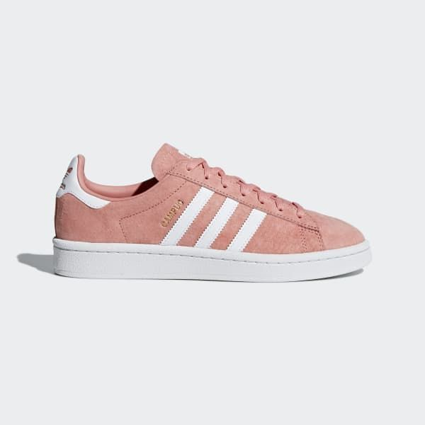 Shop the Campus Shoes - Pink at adidas.com/us! See all the ...