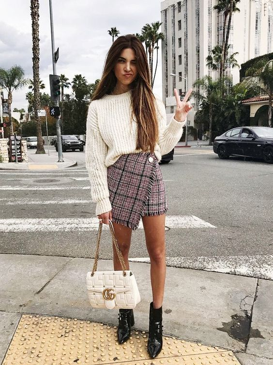 Here's some of the most amazing and fresh outfit ideas for this spring.