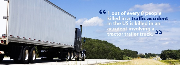 """Think before You cut off a semi truck which takes away our """"safety stopping space"""". A fully loaded truck and trailer can weight up to 80,000 lbs.. The average car weights 3500lbs. Do the math and see if you can figure out who'll win in a crash."""