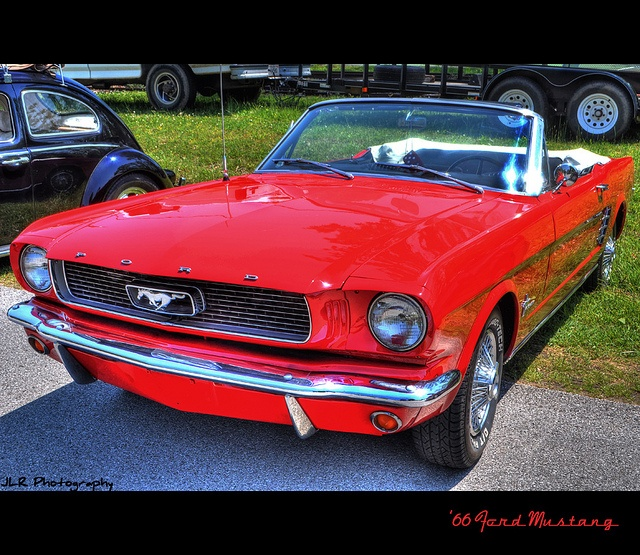 '66 Mustang by photojourney57
