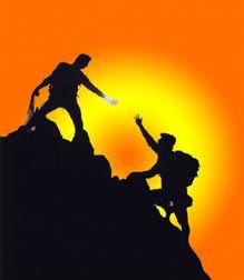 Steun elkaar tijdens het begeleiden van een leerling en/of werkbegeleider.