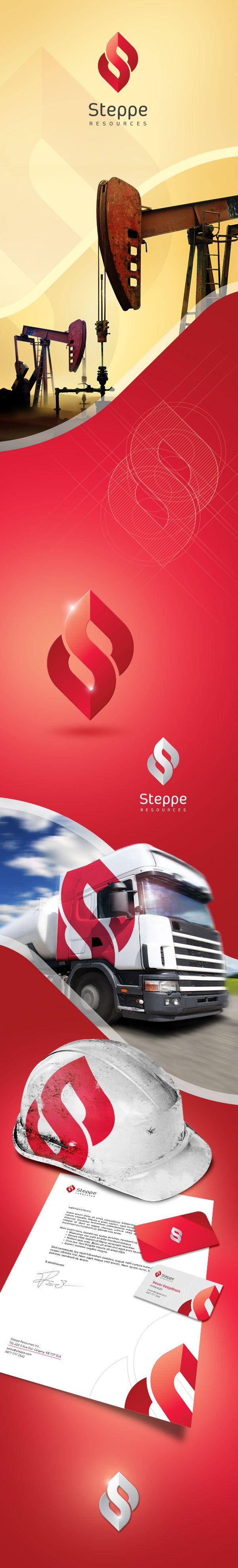 Steppe Resources by Maroš Em, via Behance.