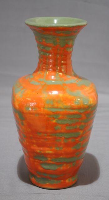 Hungarian, Gorka Géza mid century vase