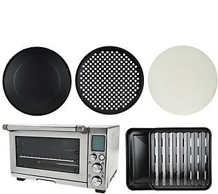 Breville Smart Oven Plus w/ Pizza Stone & Pizza Crisper