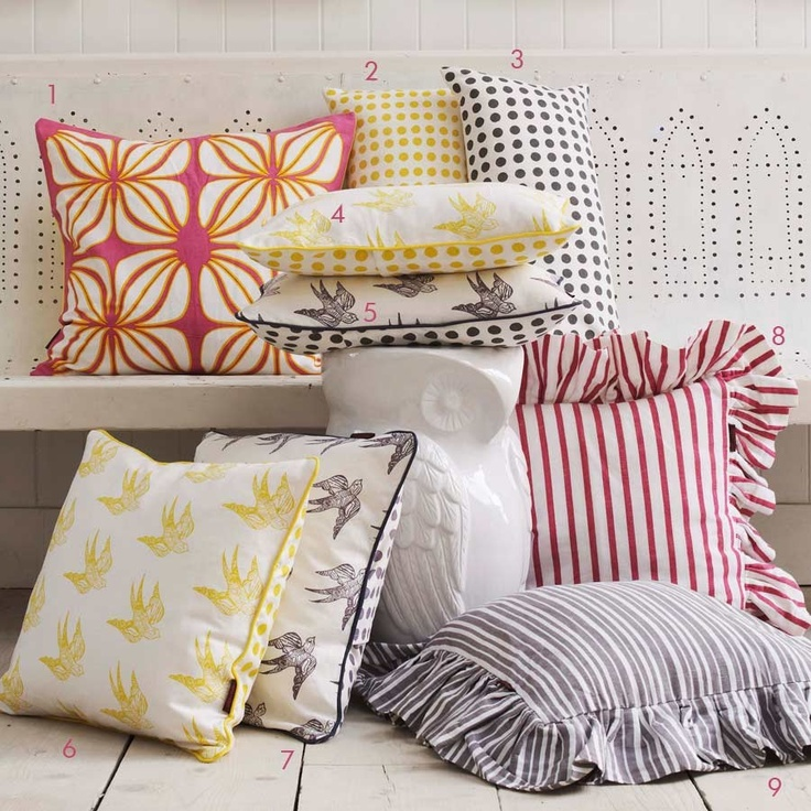 Linen Cushions: Bedroom Decor, Cushions Nap Decor, Pillow Talk, Bright Linen, Linens, Cushion Collection, Linen Bedroom, Classy Cushions