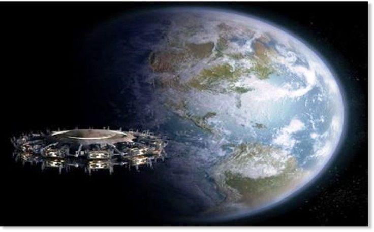 Un gigantesque objet «extraterrestre» a été détecté dans une vidéo filmée depuis la Station spatiale internationale (ISS). Cette fois-ci, les ufologues le crient à l'unanimité: ce sont les extraterrestres venus sur un vaisseau-mère géant! Le duo...
