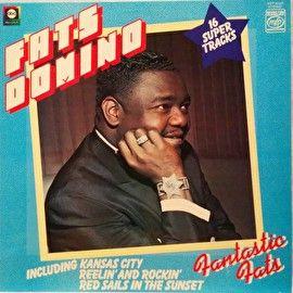 Fats Domino - Fantastic Fats (LP)