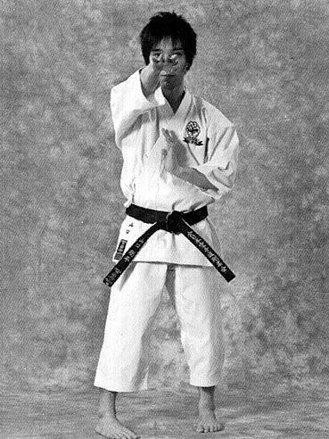 Resultado de imagen de metsubushi karate