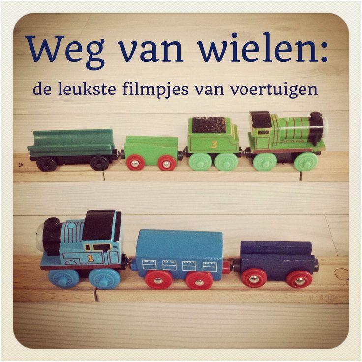 Sommige kinderen hebben een aangeboren fascinatie voor voertuigen: auto's, bussen, treinen, trams, scooters, tractors, helikopters en vliegtuigen, alles vinden ze fantastisch. Voor die kinderen zij...