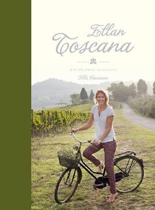 Ellan Toscana - Ella Kanninen - #kirja