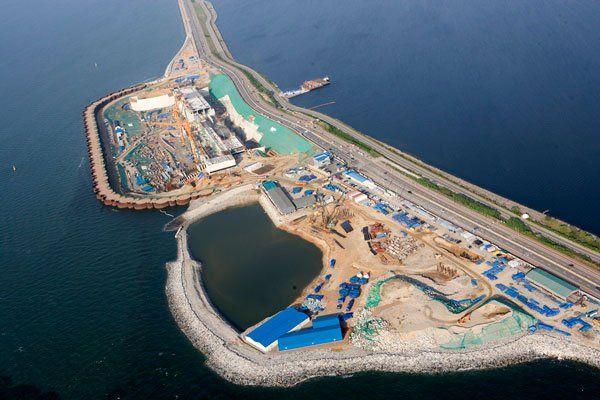 Planta de Energía Mareomotriz Sihwa Lake