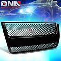 06-10 FORD EXPLORER U251 SUV BLACK ABS PLASTIC FRONT BUMPER SPORT GRILL/GRILLE