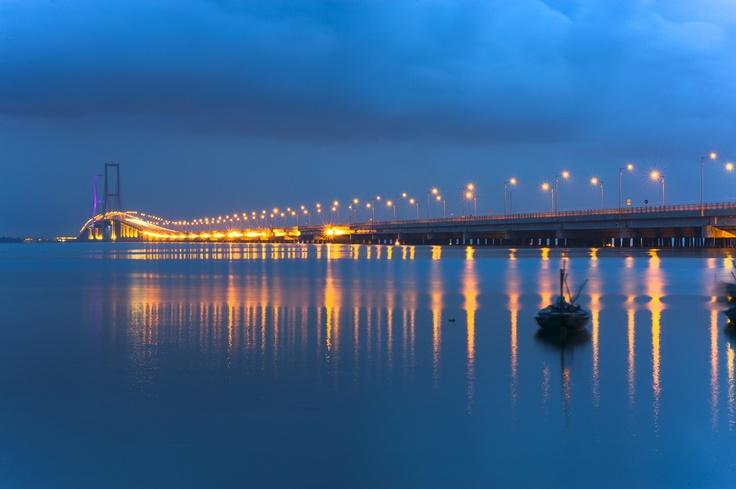 Suramadu Bridge - Surabaya
