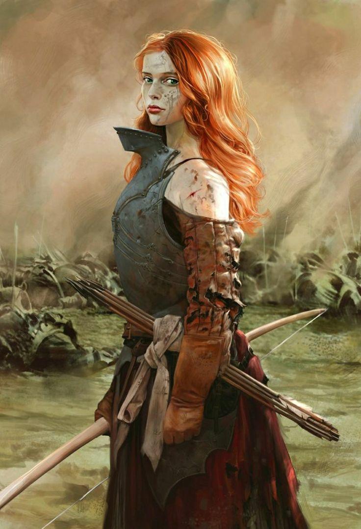 Sagittarius - Warrior | Godfrey Escota
