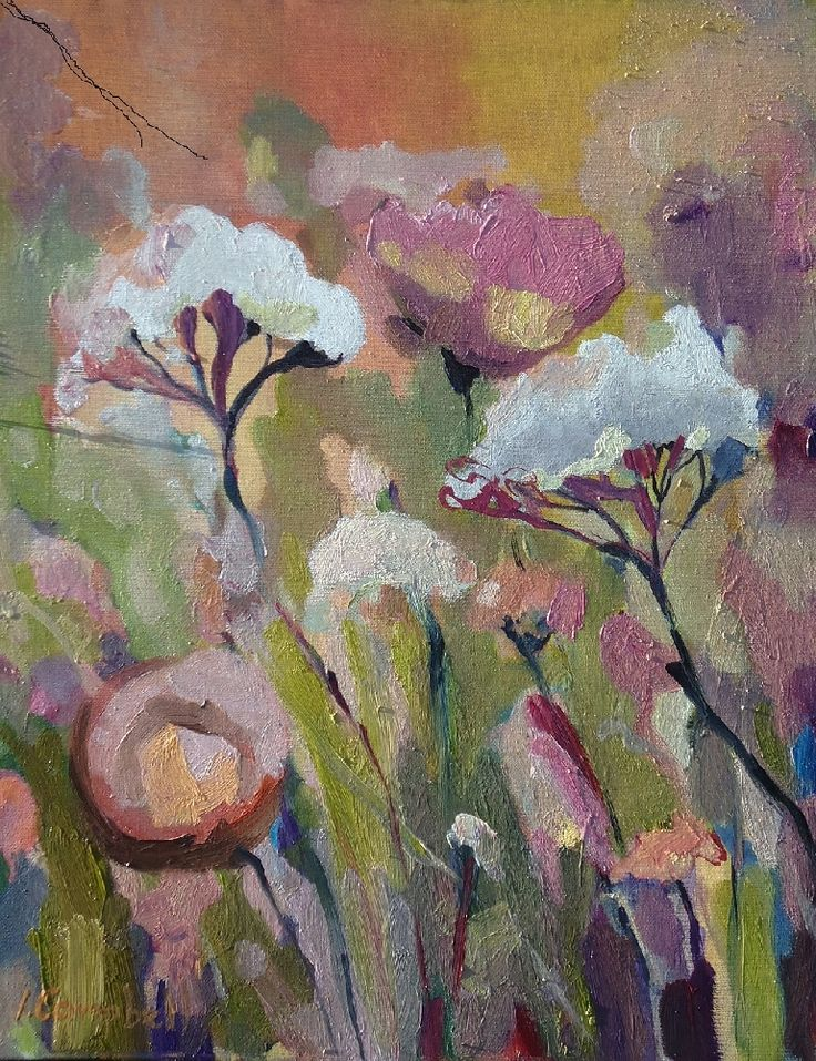 Primavera by Izabela Campbell on ArtClick.ie Floral Still Life Art