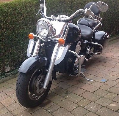 eBay: Kawasaki VN 1600 Classic Tourer #motorcycles #biker