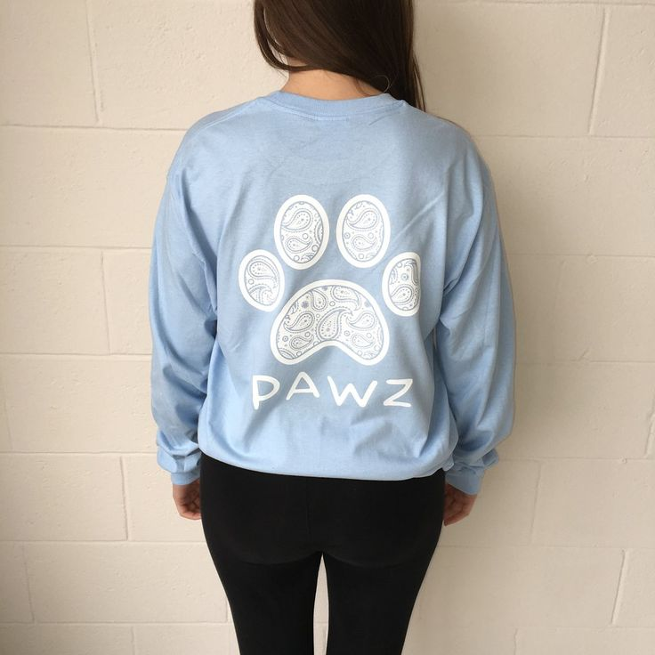 Long Sleeve Sky Blue Paisley White Print this one is up there! i do like it quite a bit