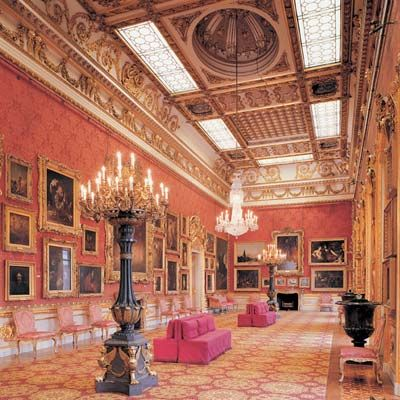Apsley House also known as 'Number One London', former home of The Duke of Wellington, amazing fine art collection