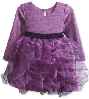 #Bonnie Baby              #kids                     #Bonnie #Baby #Dress, #Baby #Girl #Special #Occasion #Foil #Knit #Organza #Ruffle #Dress                Bonnie Baby Dress, Baby Girl Special Occasion Foil Knit Organza Ruffle Dress                            http://www.seapai.com/product.aspx?PID=5514286