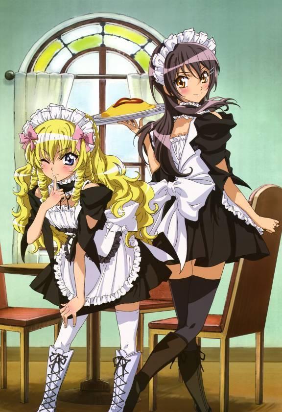 Aoi and Misaki