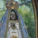 En la culminación de las festividades marianas el Obispo Mons. Urbanĉ dio apertura al Año de los Laicos