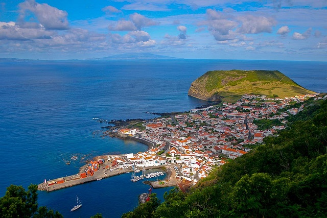 Sao Jorge, Azores....where my great grandmother came from.
