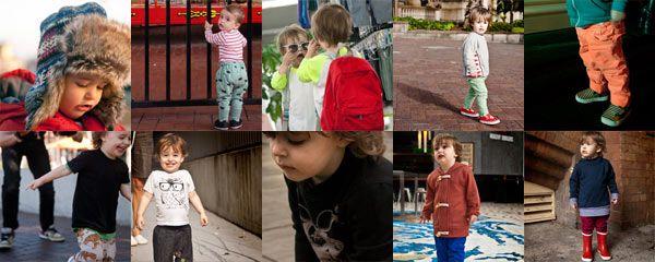 10 Awesome kids' fashion brands