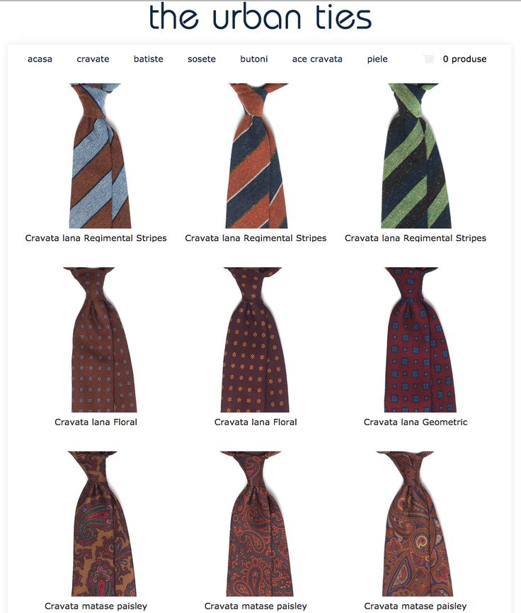 The urban ties FW2014 collection available at Gabriel Bespoke