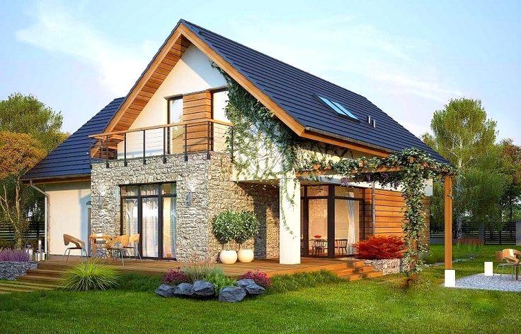 O casă de vis modernă in suprafată de 154 m² ideală unei familii cu 4 membri