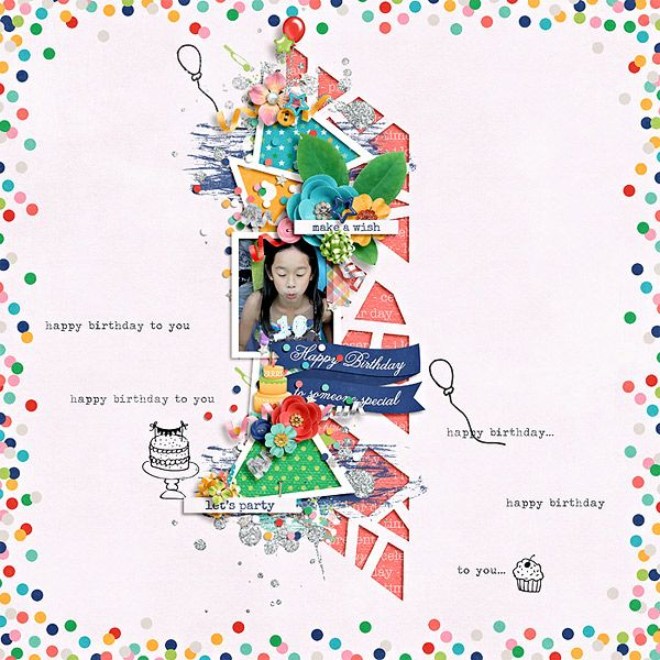 template : gizmo by jimbo jambo designs let's party by megan turnidge