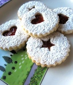 German cookies!!!omg i use to get these at the german bakery in germany...they are delicious!