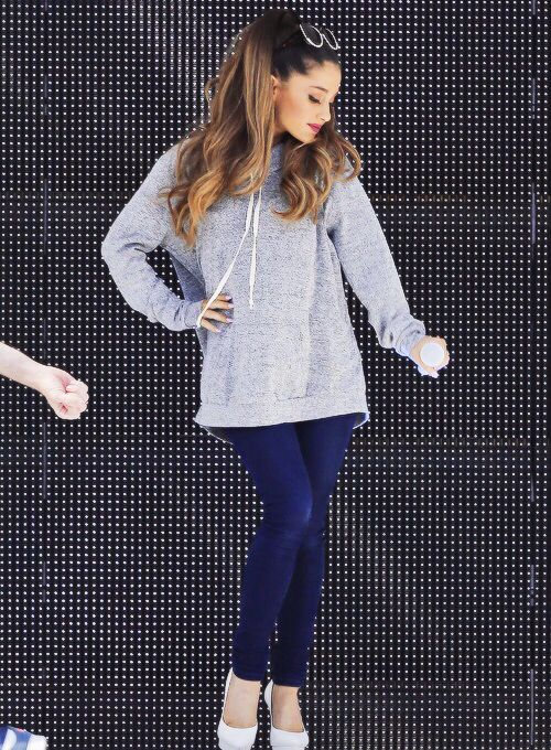 Girly Things Ariana Grande Everyday Outfits